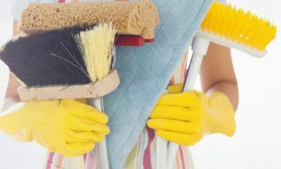 come mantenere la casa pulita tutto l'anno