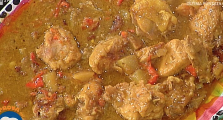 la prova del cuoco pollo di diego bongiovanni