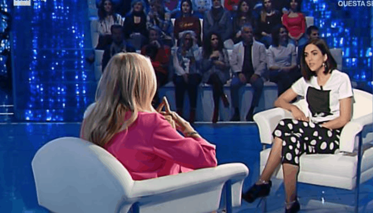 Rocio Morales a Domenica In racconta la paura quando è rimasta incinta (Foto) | Ultime Notizie Flash