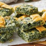 torta ricotta e spinaci
