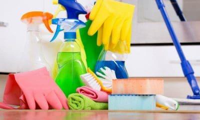 pulizie di primavera in 7 giorni