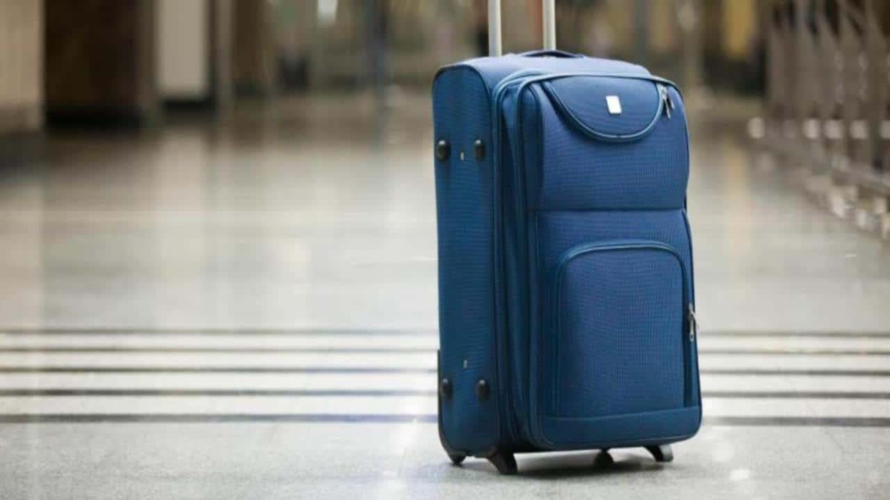 bagaglio a mano in aereo dimensioni e peso, applicazione