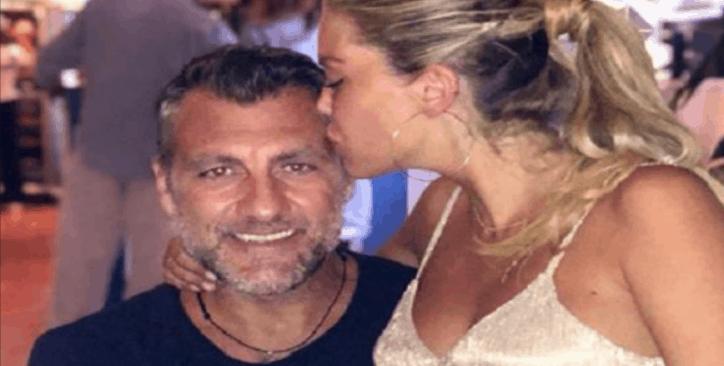 Matrimonio In Segreto : Costanza caracciolo e bobo vieri matrimonio in gran segreto due