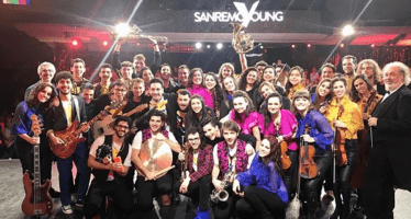 Sanremo Young ospiti