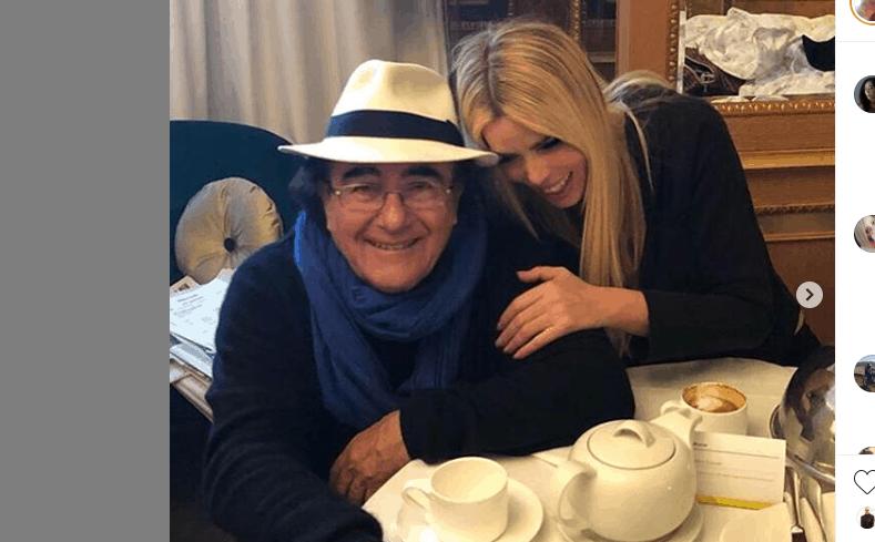 Loredana Lecciso e Al Bano colazione in camera dopo la d'Urso: in arrivo la riconciliazione?