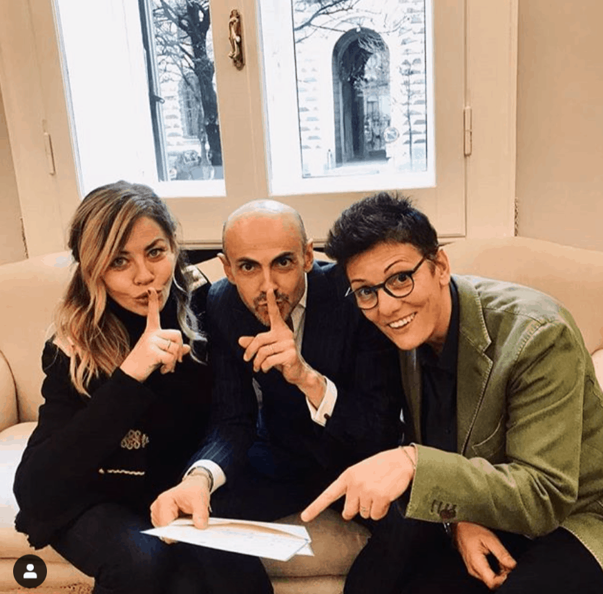 Il matrimonio di Eva Grimaldi e Imma Battaglia, è Enzo Miccio il loro wedding planner (Foto)