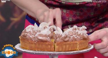 ricetta torta cocco e cioccolato