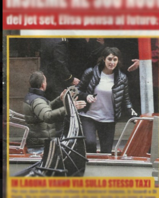 Elisa Isoardi con il nuovo fidanzato che definisce un principe moderno (Foto)