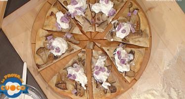 pizza ricetta Marco Rufini la prova del cuoco