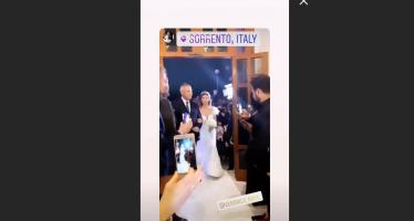 Veronica Maya matrimonio