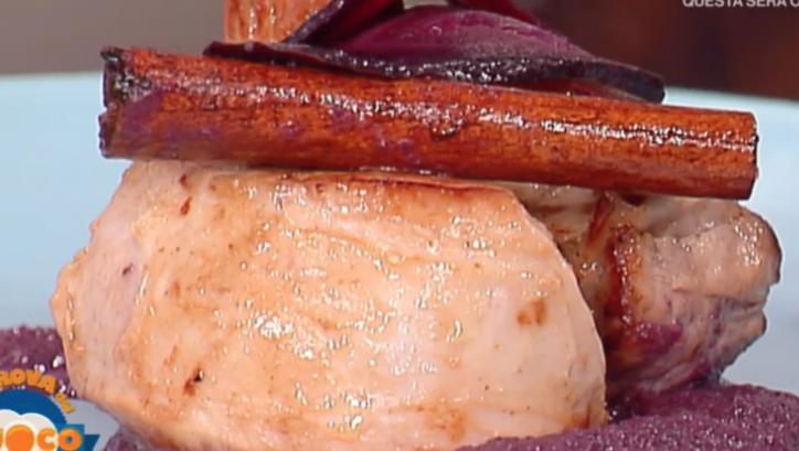 filetto di maiale la prova del cuoco