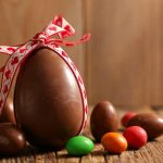 conservare il cioccolato delle uova di pasqua