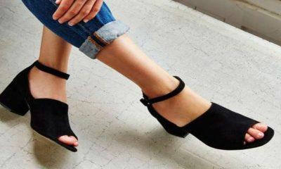 scarpe con tacco medio modelli