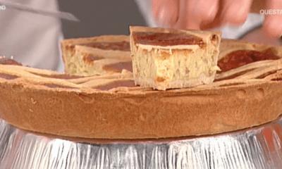 ricetta pastiera geo