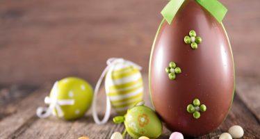 ricilare contenitore uovo di pasqua