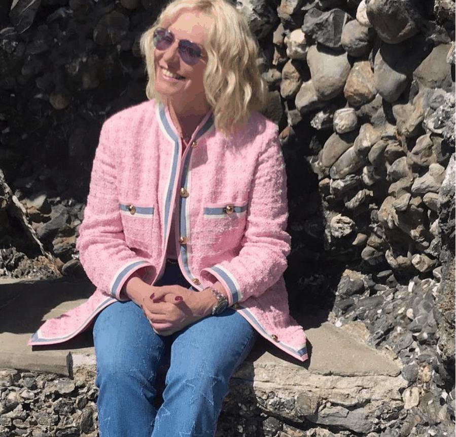 Antonella Clerici con Vittorio Garrone a Portofino per fare il pieno di sole e mare (Foto)