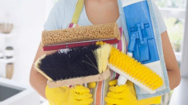 organizzare le pulizie di pasqua