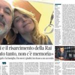 Lamberto Sposini e quell'accordo con la Rai che non si trova: il risarcimento arriverà?