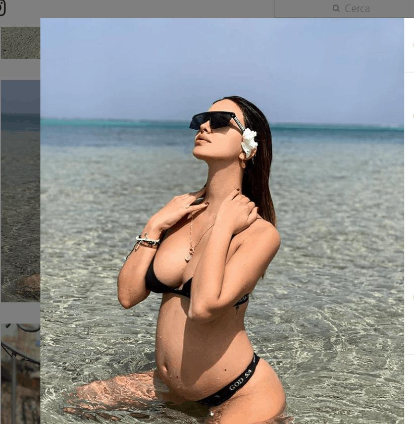 """Rosa Perrotta e le foto dello """"scandalo"""" con il pancione: l'ex tronista rilancia dopo Pomeriggio 5"""