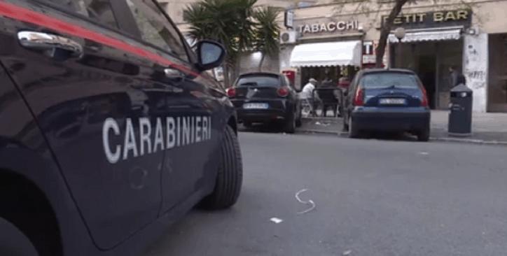 roma spari strada bar
