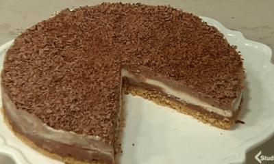 cheesecake cotto e mangiato
