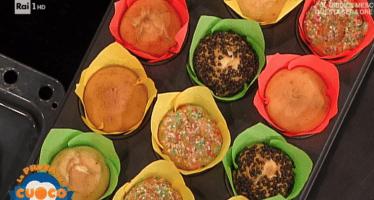 ricetta muffin Rita dalla chiesa