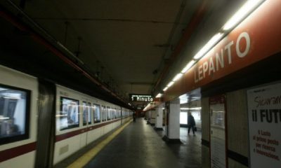 roma metro a ferma