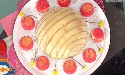 semifreddo ricetta la prova del cuoco Natalia Cattelani e Luisanna Messeri