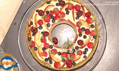scrigno di frutta la prova del cuoco