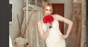 Stefania orlando matrimonio