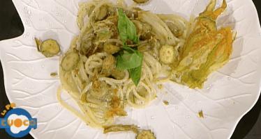 la prova del cuoco spaghettoni