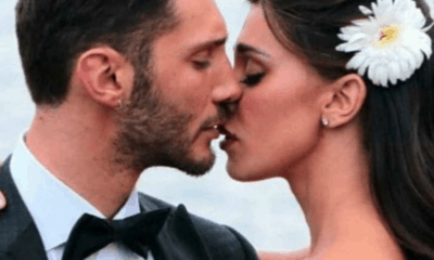 secondo matrimonio per stefano e belen rodriguez