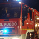 pescara incendio clinica privata
