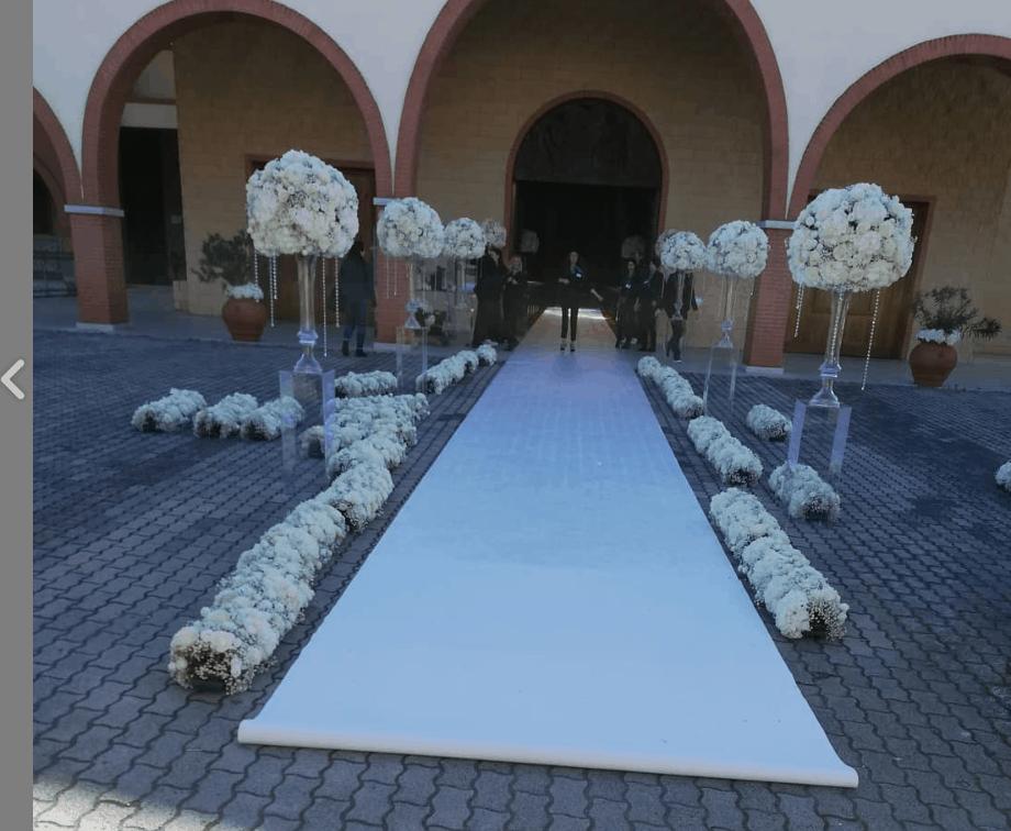 Alessia Macari ha sposato il suo Oliver Kragl: le prime foto del matrimonio blindatissimo