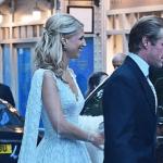 Per Gabriella Windsor quattro abiti da sposa, il più bello l'ha indossato al ricevimento (Foto)