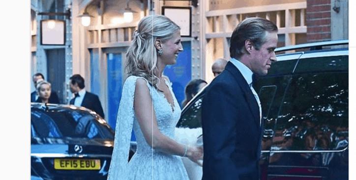 big sale 1e5d8 7210a Per Gabriella Windsor quattro abiti da sposa, il più bello l ...