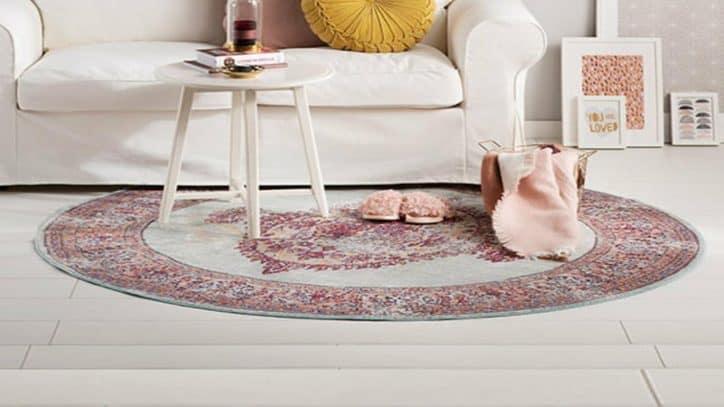 lavaggio a secco dei tappeti