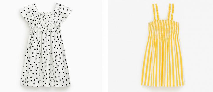 Moda estate 2019 bambina, i vestiti di Zara per delle