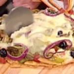 pizza di nachos la prova del cuoco