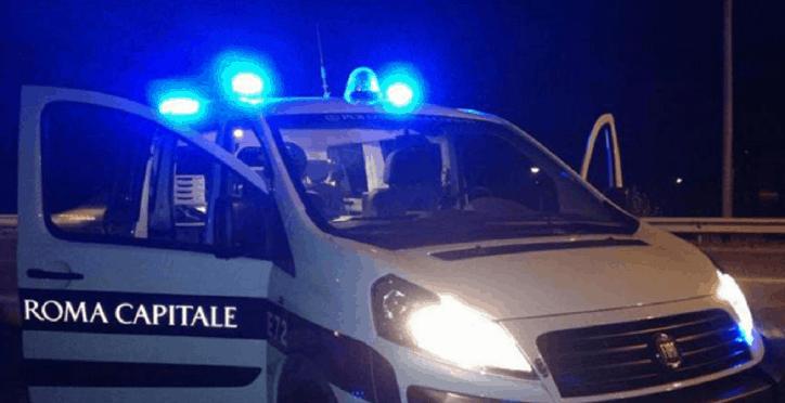 roma donna morta casilina incidente