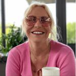 Antonella Clerici racconta di Maelle, dal lettone al pulire la cucina (Foto)