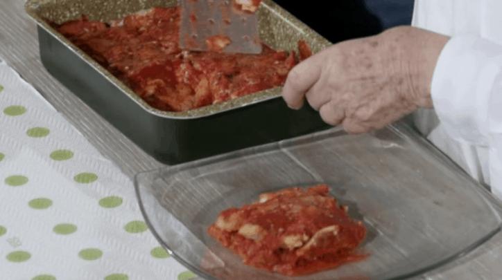 ricette all'italiana parmigiana di alici