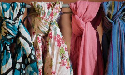 come lavare foulard seta
