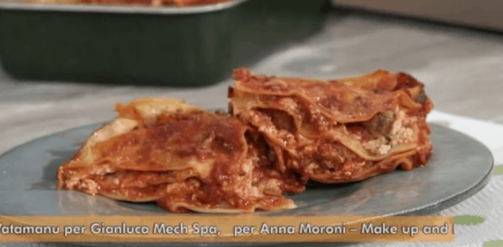 ricette all'italiana lasagna