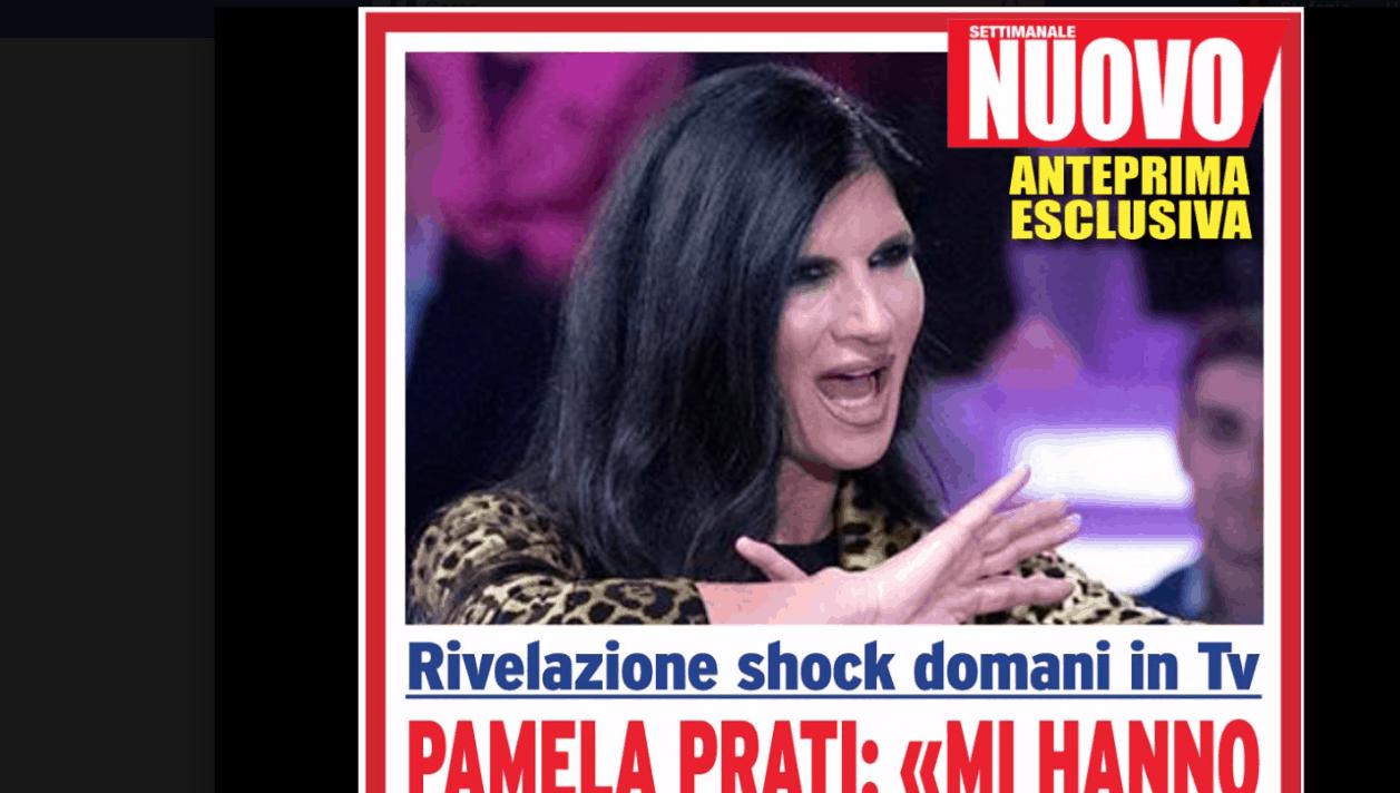 Pamela Prati minacce