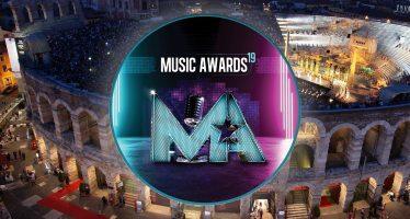 music awards 2019 rai uno