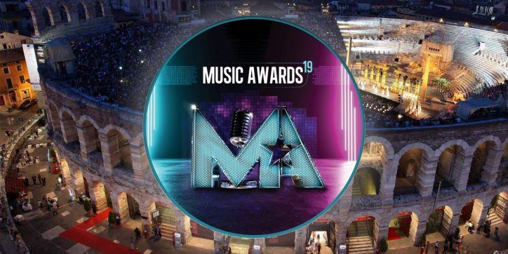 music awards 2019 rai uno