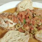 ricette all'italiana scorfano