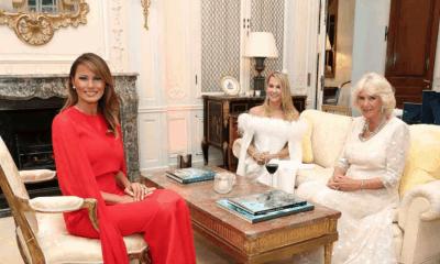 Melania Trump abito Givenchy