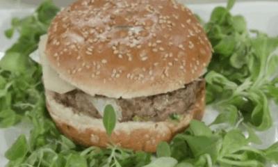ricetta hamburger di anna moroni